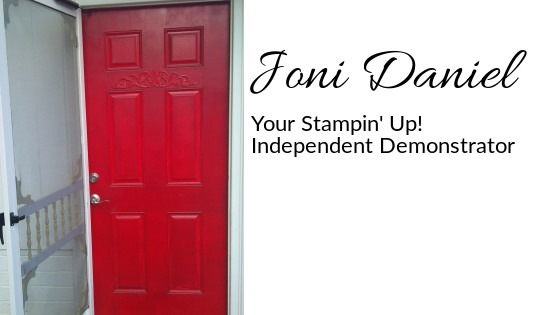 Stamping With Joni and the Red Door Crafters