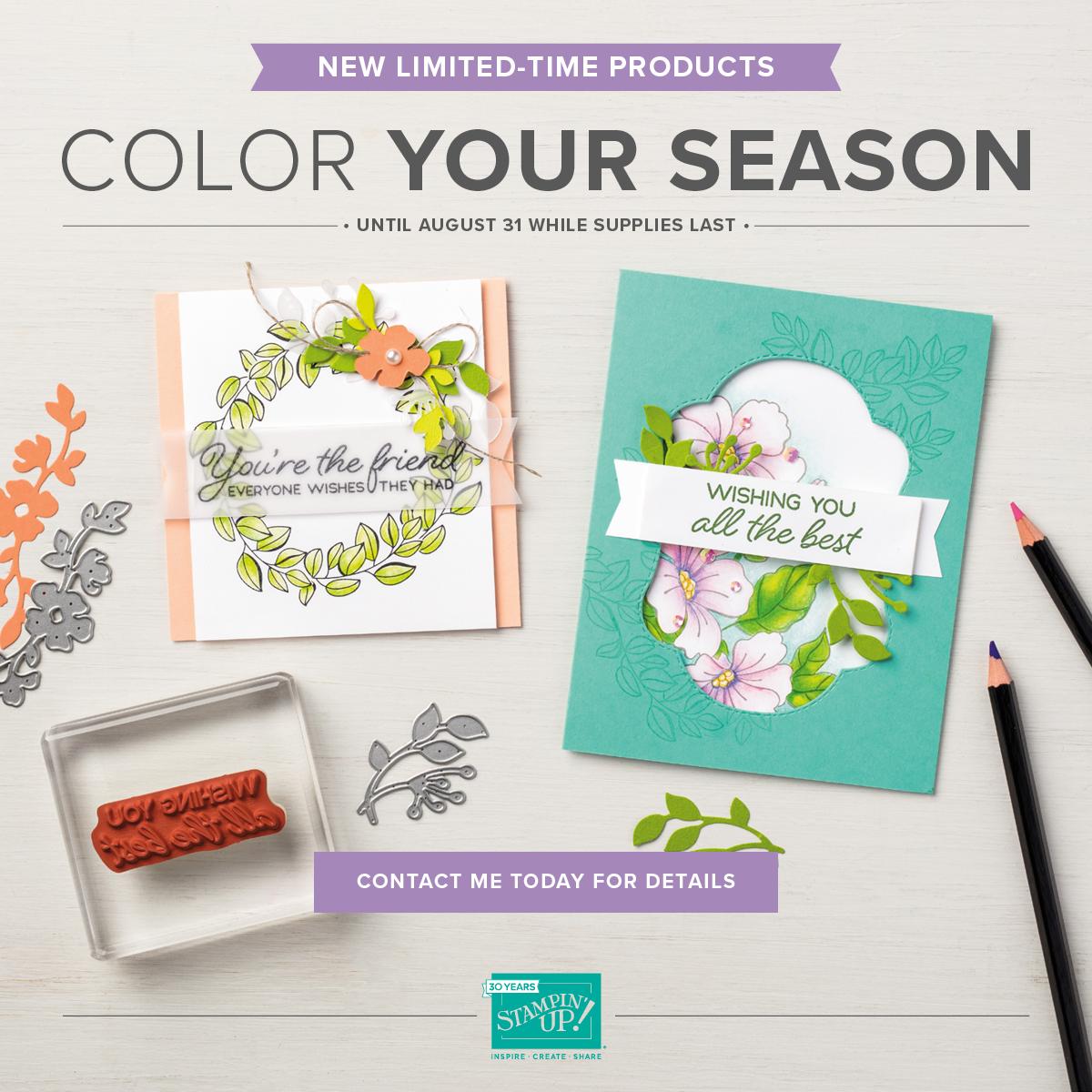 colorful season non-xmas